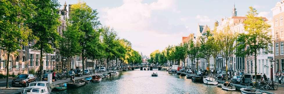 Niederlande Reiseziel